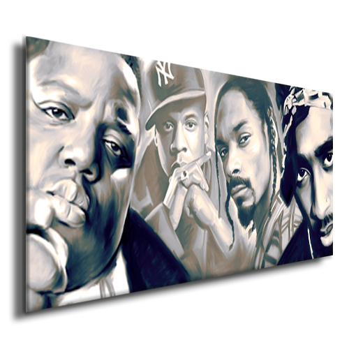 Biggie Canvas Painting