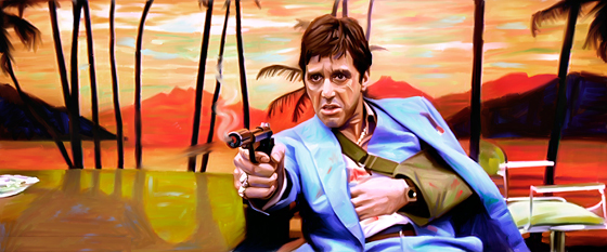 Various Scarface Music From The Original Motion Picture Soundtrack