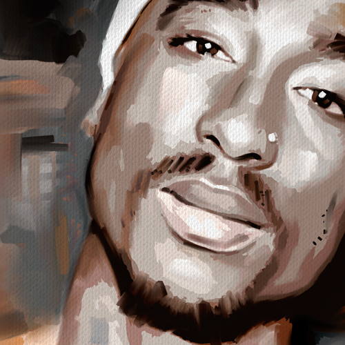 Pac Canvas Paintings